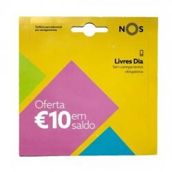 Cartão NOS Livre Dia (S/...